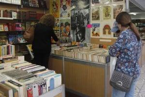 La Feria del Libro de Alicante bate récords de asistencia en LETRAS