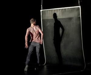 'Persona', danza y videoarte existencial a cargo de Daniel Hernández en ESCENA