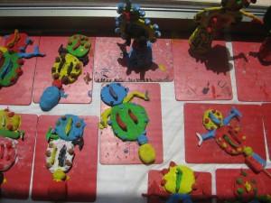 Talleres de arte contemporáneo para niños en PINTURA