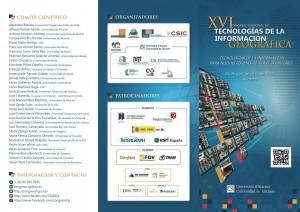 La UA acoge los últimos avances en Tecnologías de la Información Geográfica en INTERNET
