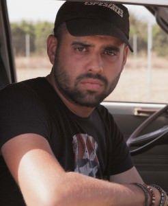 El ilicitano Fran Mateu prepara el corto de terror fantástico 'Hidden Devil' en CINE