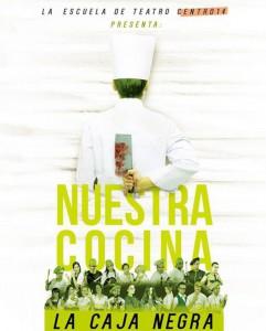'Nuestra cocina', una parábola de nuestro tiempo, en Las Cigarreras en ESCENA