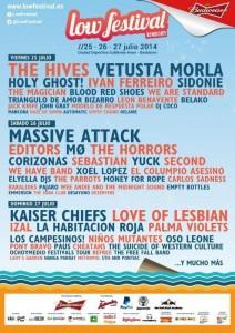 El Low Festival prevee superar el récord de 75.000 lowers en MÚSICA