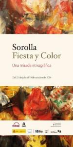 'Fiesta y Color', el Sorolla menos conocido en el MUBAG en PINTURA