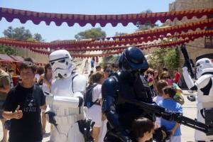 La Legión 501-Spanish Garrison arrasa a su paso por Alicante en AIRE LIBRE