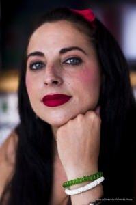Lorena Yago: 'Yo me maquillo como una puerta' en ESCENA