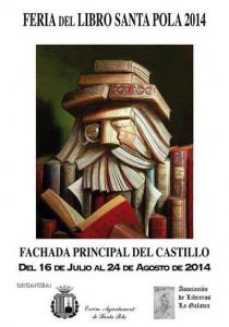 Feria del libro de Santa Pola, animando a la lectura en LETRAS