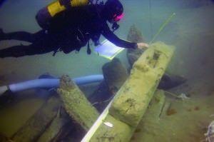 'Deltebre I', la fascinante historia de un naufragio en el Marq en ARQUEOLOGÍA