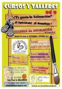 Nuevos cursos para animar el otoño en Las Cigarreras en ARTE