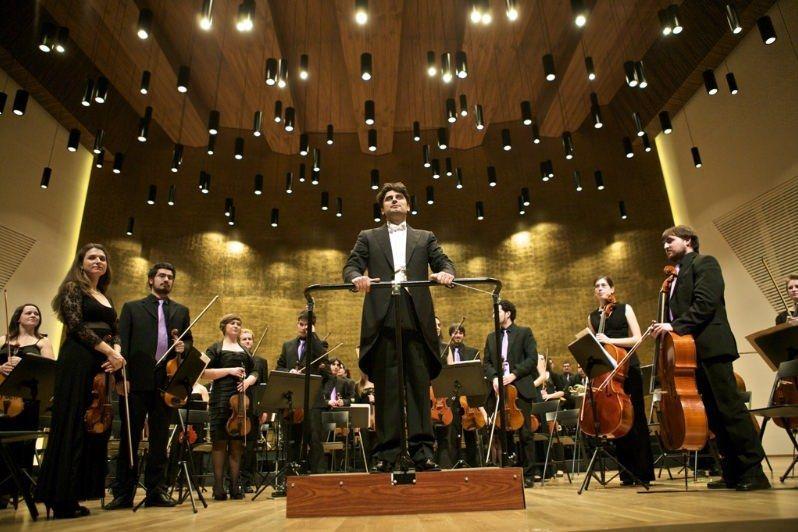 Hidraqua renueva su patrocinio con la Orquesta Filarmónica de la UA en MÚSICA