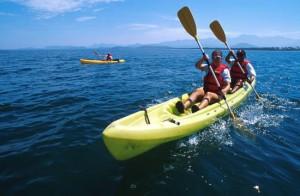 Lo último en deportes náuticos, en las aguas de Torrevieja en DEPORTE