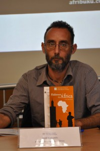 José Naranjo: 'El siglo XXI es el siglo de África' en ARTE