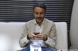 Carlos Fernández Guerra: 'El Twitter de la Policía genera una inteligencia colectiva' en INTERNET