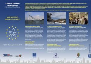 La Torre de les Maçanes acoge las Jornadas Europeas de Patrimonio en ARTE