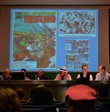 Grandes veteranos del cómic alicantino se dan cita en ALICOMIC en CÓMIC