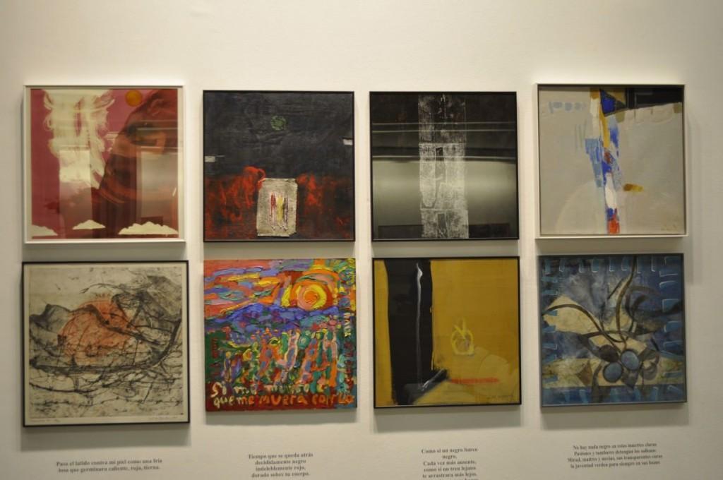 La exposición 50x50 homenaje a Miguel Hernández llega a Crevillente en PINTURA
