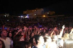5.000 personas vibran en la primera jornada del Iberia Festival en MÚSICA