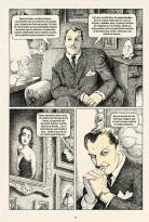'Extraños', puro aroma vintage de la pluma de Javier Sáez Castán en CÓMIC