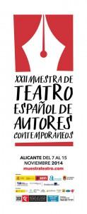 22 espectáculos de teatro patrio en la XXII Muestra de Autores Contemporáneos en ESCENA