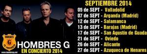 Hombres G volverán a hacer vibrar a Alicante este viernes en MÚSICA