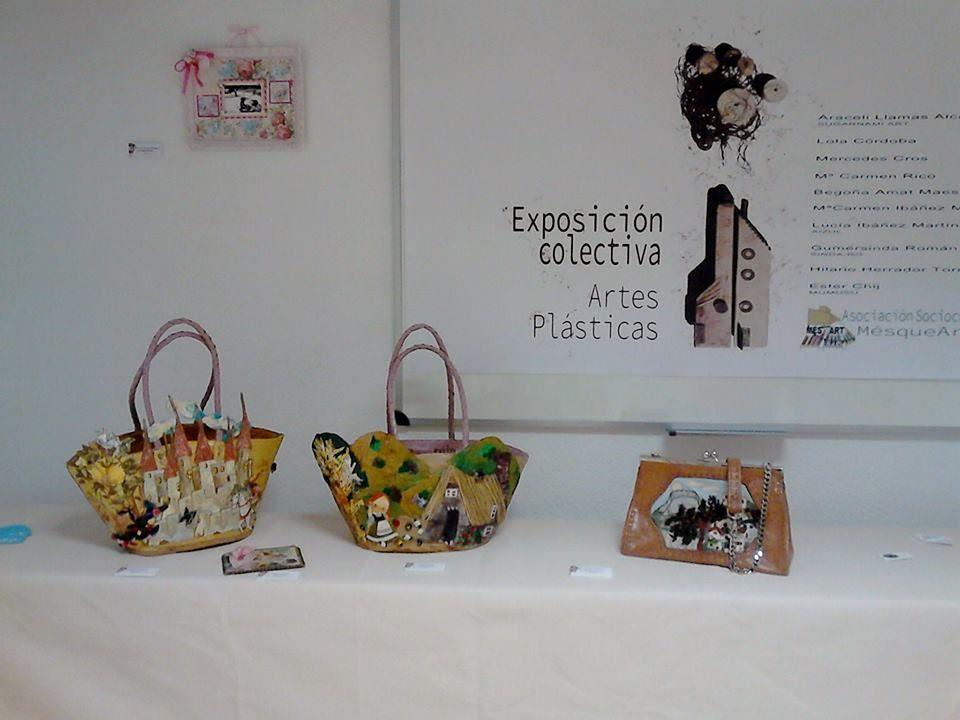 Exposición colectiva de artes plásticas Més que Art de Petrer en PINTURA