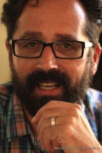 Antonio Navarro, 'Yo aún no he ganado que me digan maestro' en ARTE