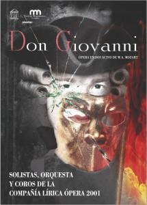 La ópera de Mozart Don Giovanni llega al Principal en ESCENA