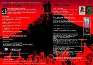 Suspiria Fest, un festival para pasar mucho miedo en CINE