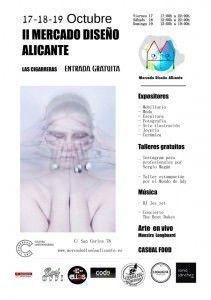 El II Mercado de Diseño de Alicante llena de tendencias Las Cigarreras en ARTE