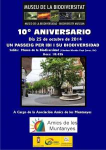 El Museo de la Biodiversidad de Ibi celebra su décimo aniversario en ESTILO DE VIDA