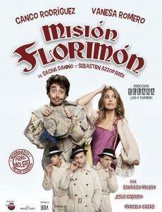 La comedia de espionaje 'Misión Florimón' llega al Principal en ESCENA