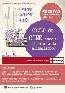 Ciclo de cine 'Recetas para un mundo sin hambre' en CINE