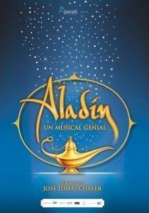 'Aladín, un musical genial', hoy en el Principal en ESCENA