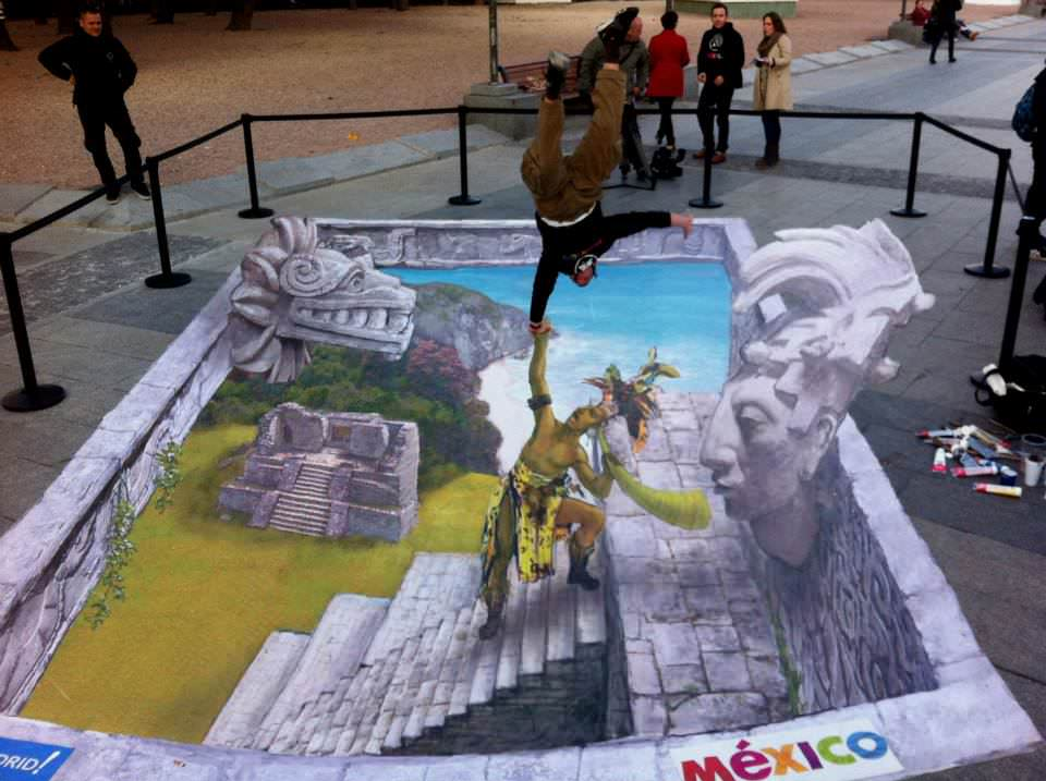 Eduardo Relero: 'Me gusta perjudicar los tópicos' en PINTURA