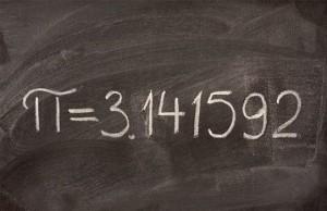Poesía con el número Pi, concurso de microrrelatos matemáticos en la UA en LETRAS