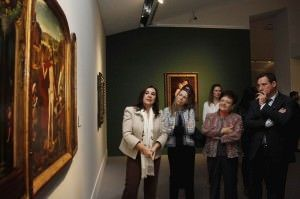 Artistas destacados de la pintura flamenca, en el MUBAG en ARTE
