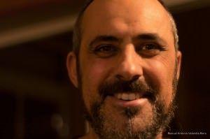 Xavi García, artista Citizens en PINTURA