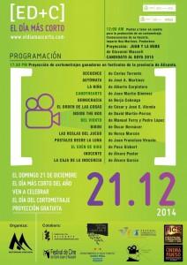 Mediterrània Audiovisual dedica el fin de semana al mundo del cortometraje en CINE