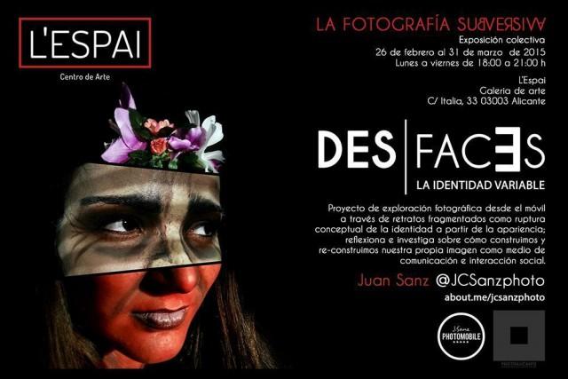 DES-FACES proyecto en Colectiva L´Espai