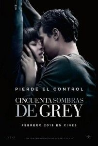 'Cincuenta sombras de Grey', un quiero y no puedo plano y mediocre en CINE