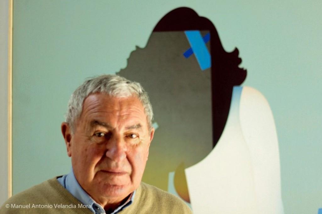 Alberto Labad: 'Los pintores decimos las cosas pintando' en PINTURA