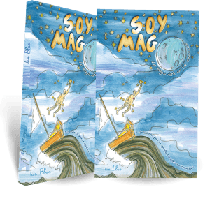 Presentación del libro 'Soy Mago' de Ian Blue en LETRAS