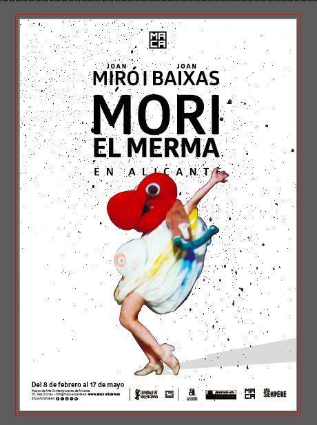 El Miró más teatral llega a Alicante de la mano de Mori el Merma en ARTE