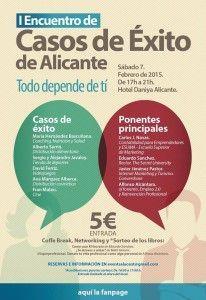 I Encuentro de casos de éxito de Alicante en ESTILO DE VIDA