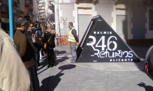 Museización de un refugio antiaéreo en la Plaza Balmis en ARQUEOLOGÍA