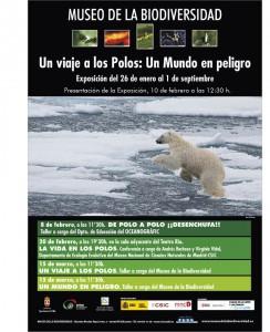 El Museo Biodiversidad Ibi nos propone un viaje a los Polos  en AIRE LIBRE