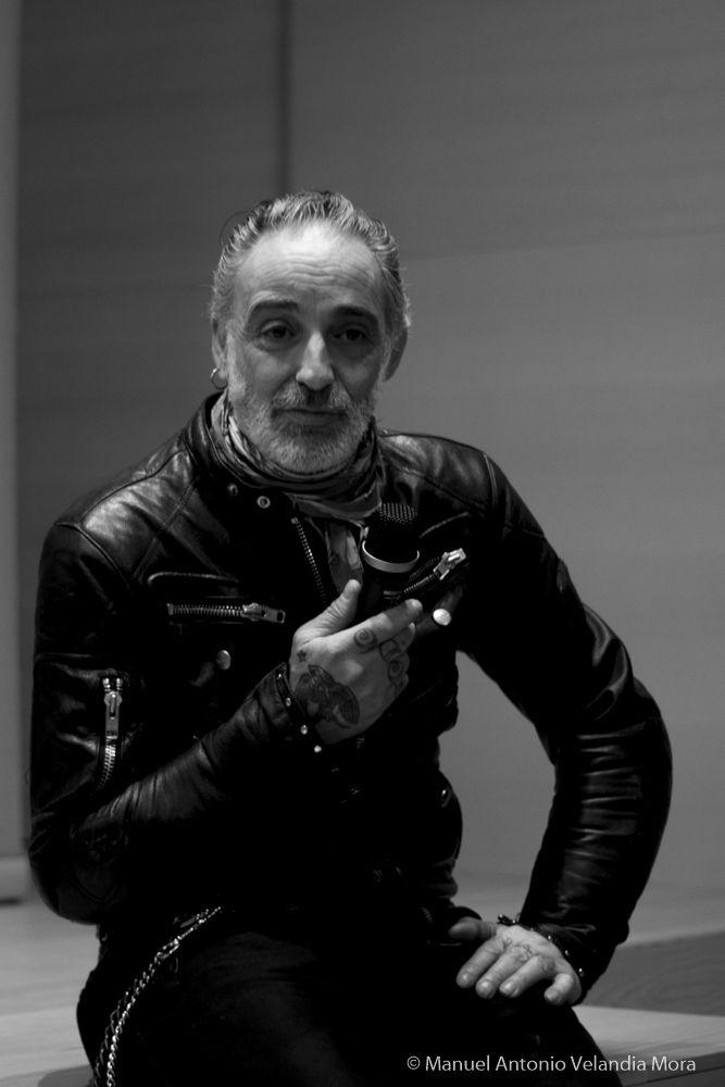 Entre la nada y el todo: diálogo con Alberto García-Alix en FOTOGRAFIA