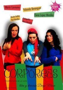 'Corpóreas', una comedia sobre los males del cuerpo y el alma en ESCENA