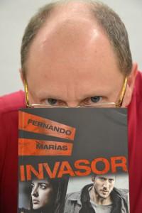 Fernando Marías, próximo protagonista del 'Cada Cual' en LETRAS