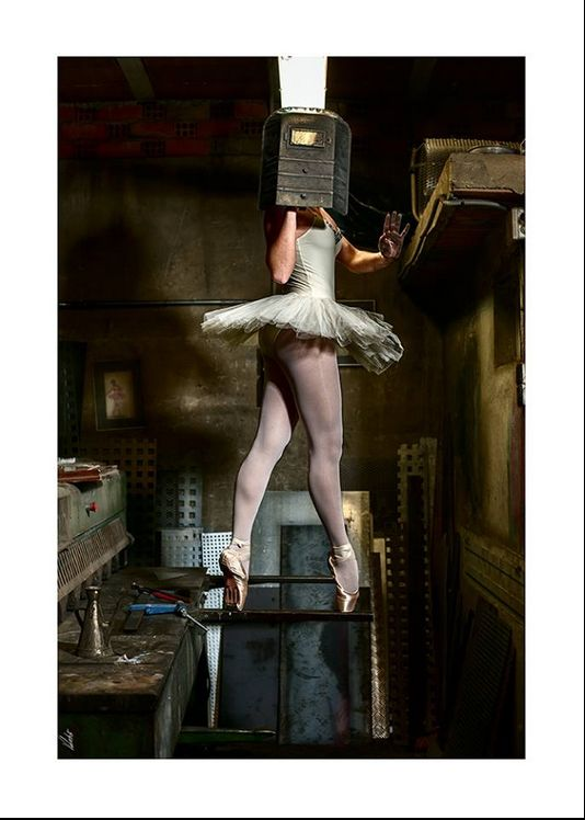 Valiente Verde: 'la hermosura la tengo un poco trastornada' en FOTOGRAFIA